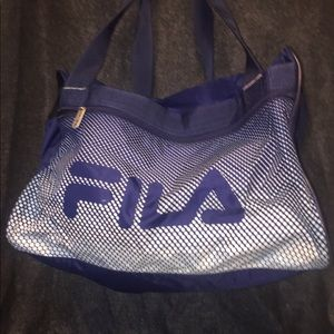Fila's Duffel Bag / Gym Bag
